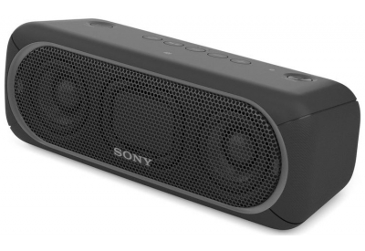 Sony - SRS-XB30/BLK - Bluetooth & Portable Speakers