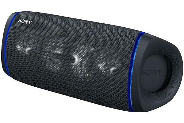 Large image of Sony Black XB43 EXTRA BASS Portable Bluetooth Speaker - SRSXB43/B