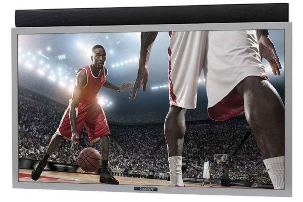 "SunBriteTV 49"" Silver Pro Series Direct-Sun Outdoor LED HDTV  - SB-4917HD-SL"