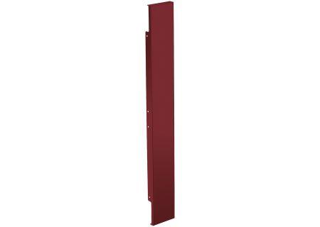 Bertazzoni Heritage Series Burgundy Side Trim Panel - ST36HERVI