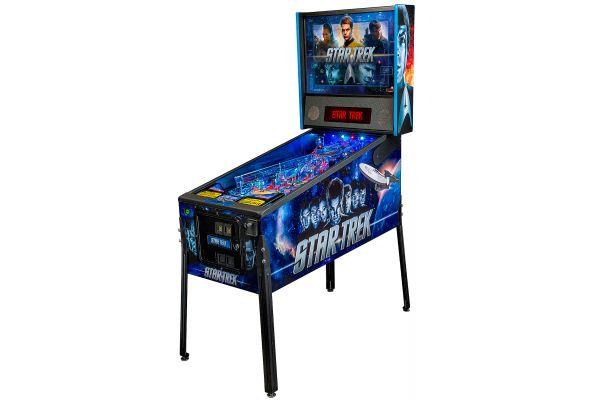 Stern Pinball Star Trek Pro Edition Pinball Machine - STARTREKPRO