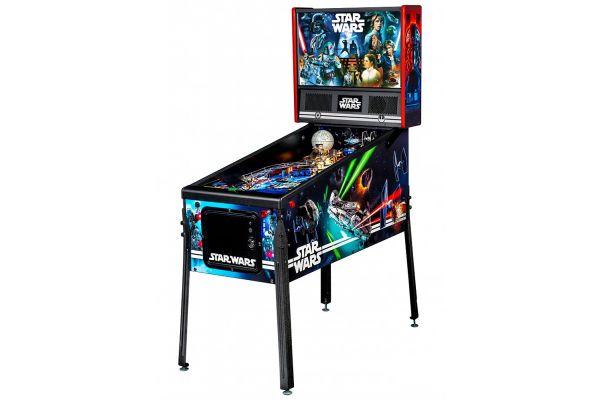 Stern Pinball Star Wars Pin Pinball Machine - STARWARSPIN