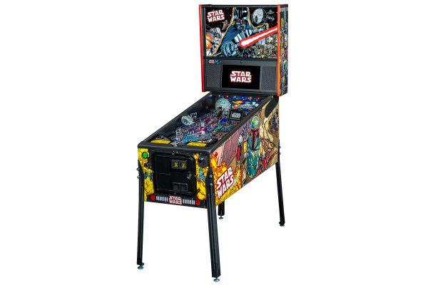 Stern Pinball Star Wars Comic Art Premium Edition Pinball Machine - STARWARSPREMCOMIC