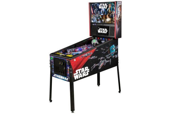 Stern Pinball Star Wars Pro Edition Pinball Machine - STARWARSPRO