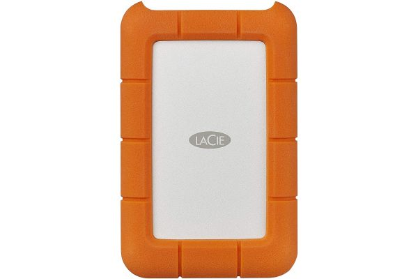 Large image of LaCie 5TB Rugged USB-C Portable Drive - STFR5000800