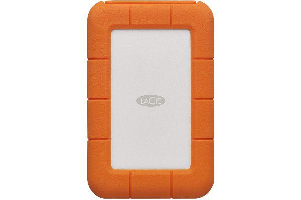 Large image of LaCie 2TB Rugged Thunderbolt USB-C Portable Drive - STFS2000800