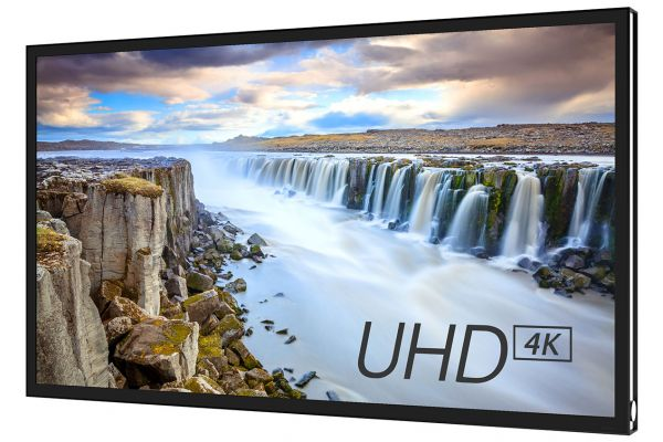 "Seura 65"" Storm Ultra Bright Black 4K UHD Outdoor TV - STM3-65-U"