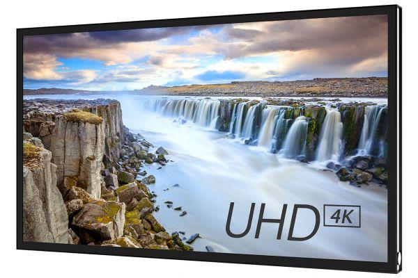 "Large image of Seura 65"" Storm Ultra Bright Black 4K UHD Outdoor TV - STM3-65-U"