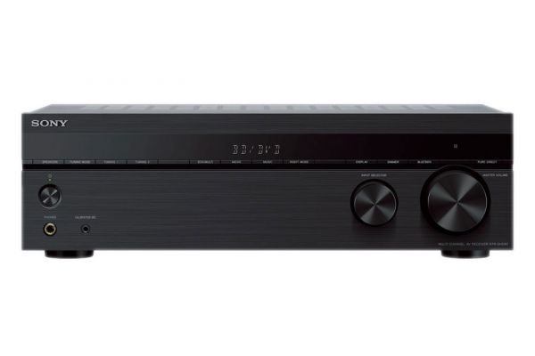 Large image of Sony 5.2 Channel Home Theater AV Receiver - STRDH590