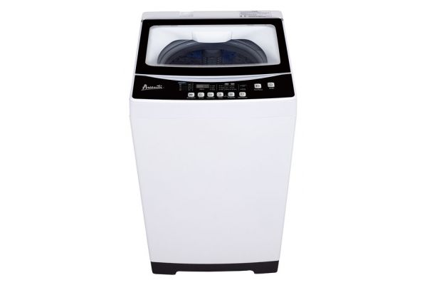 Large image of Avanti 1.6 Cu. Ft. White Top Load Washing Machine - STW16D0W
