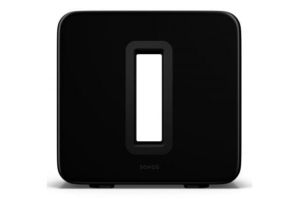 Large image of Sonos Sub (Gen 3) Black Speaker - SUBG3US1BLK