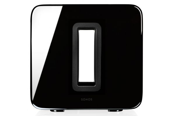 SONOS SUB High Gloss Black Wireless Subwoofer - SUBG1US1BLK