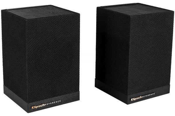 Large image of Klipsch SURROUND 3 Black True Wireless Speakers - 1067530