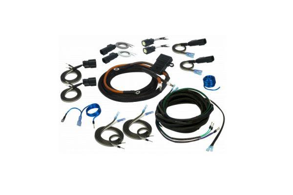 Stinger Harley-Davidson Universal Amplifier Wiring Kit - SVTK4681Abt