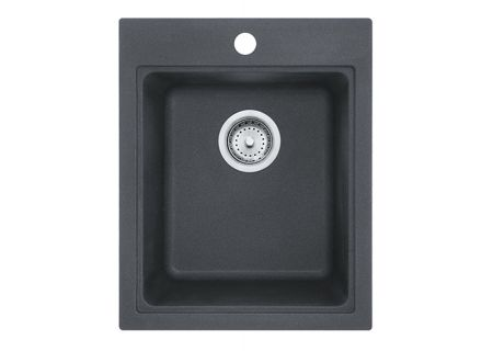 Franke Quantum Single Bowl Granite Graphite Sink - SZGR1720-1