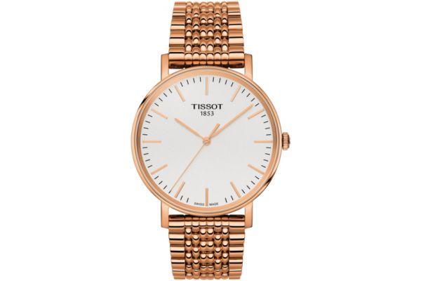 Tissot Everytime Medium Rose Gold Watch - T1094103303100