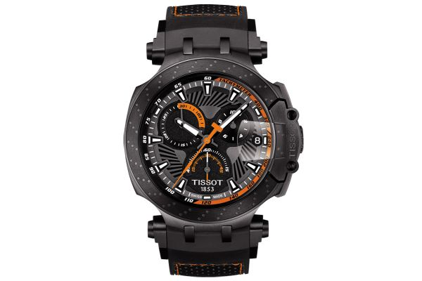 Large image of Tissot T-Race Marc Marquez 2018 Limited Edition Mens Watch - T1154173706105
