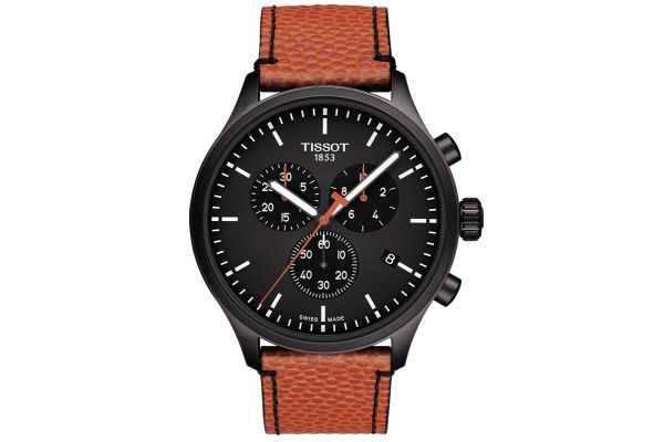 Large image of Tissot Chrono XL NBA Collector Mens Watch - T1166173605108