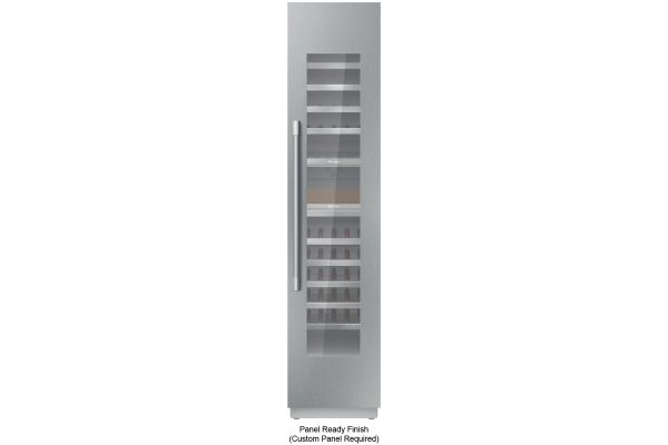 """Thermador Freedom Collection 18"""" Panel Ready Built-In Wine Refrigerator - T18IW900SP"""