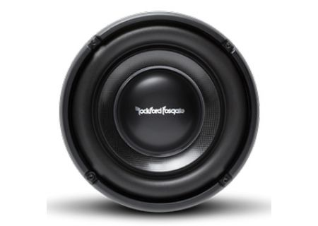 "Rockford Fosgate Power 10"" T1 Slim Single 2-Ohm Subwoofer - T1S2-10"