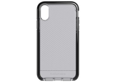 Tech21 Evo Check Smokey Black Case for Apple iPhone XR - T21-6105