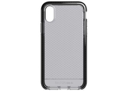 Tech21 Evo Check Smokey Black Case for Apple iPhone XS - T21-6169