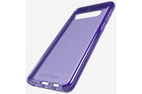 Tech21 Evo Check Ultra Violet Case for Galaxy S10 - T21-6919