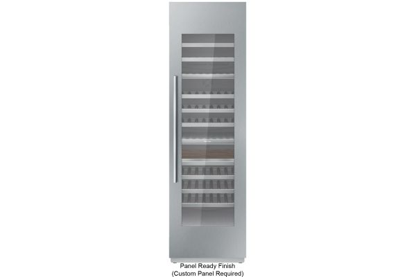 """Thermador Freedom Collection 24"""" Panel Ready Built-In Wine Refrigerator - T24IW900SP"""