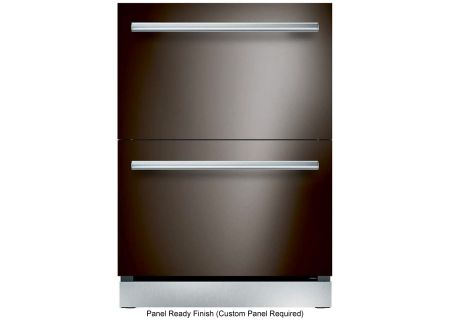 "Thermador 24"" Panel Ready Under-Counter Refrigerator Drawers - T24UR900DP"