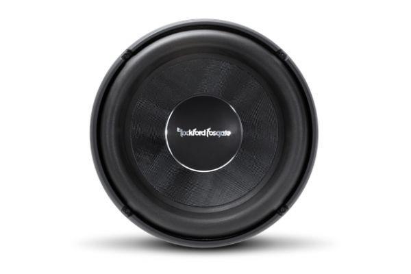 "Rockford Fosgate Power 13"" T2 Slim Single 1-Ohm Subwoofer - T2S1-13"