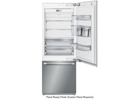"""Thermador 30"""" Panel Ready Built-In Bottom-Freezer Refrigerator - T30IB900SP"""