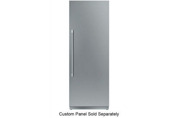 "Thermador Freedom Collection 30"" Panel Ready Built-In Fresh Food Column - T30IR901SP"