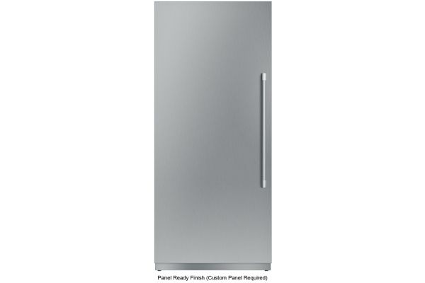 "Large image of Thermador Freedom Collection 36"" Panel Ready Built-In Freezer Column With Internal Ice Maker - T36IF900SP"