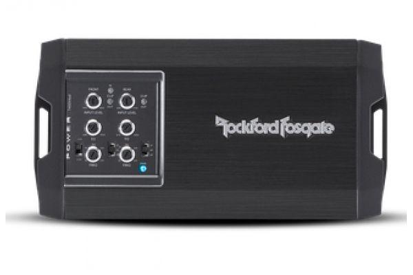 Large image of Rockford Fosgate Power 400 Watt Class-AD 4-Channel Amplifier - T400X4AD