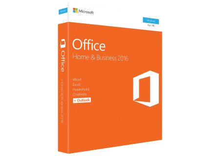 Microsoft Office Home & Business 2016 For PC - T5D-02776
