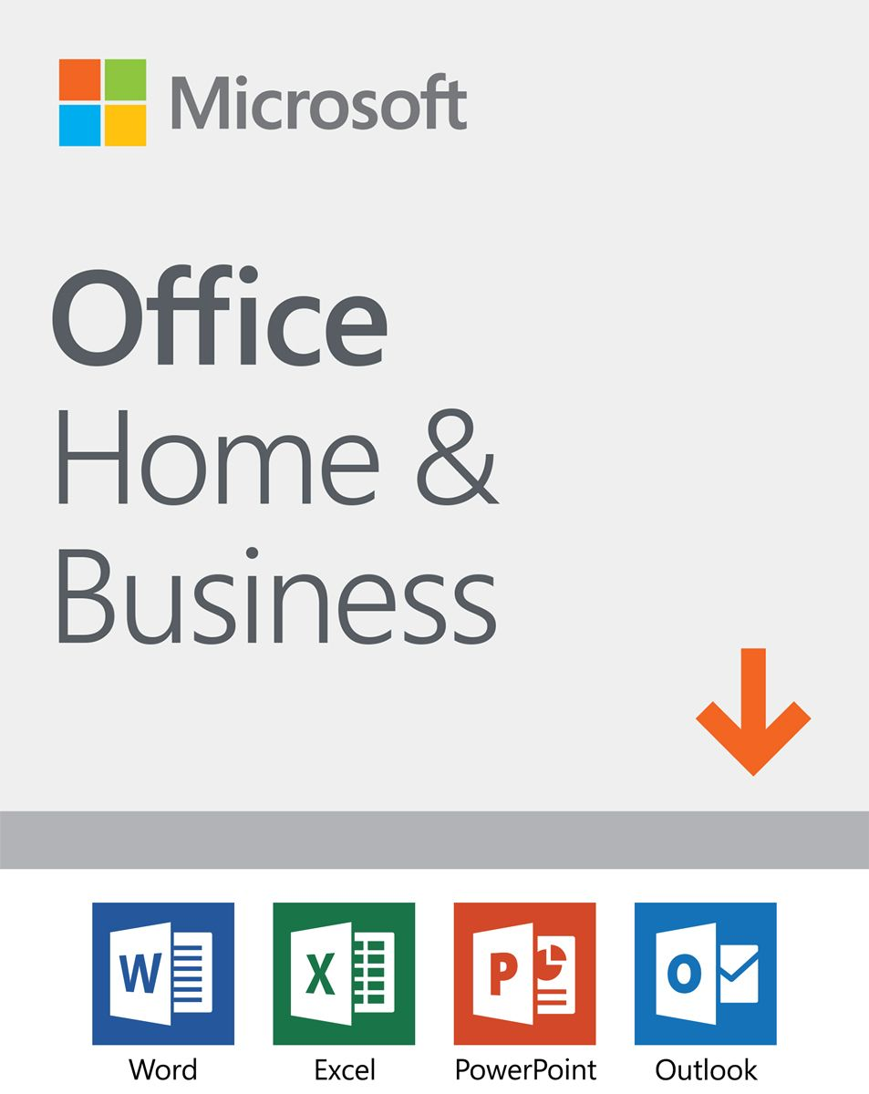 Microsoft Office Home & Business 2019 PC/Mac - T5D-03190