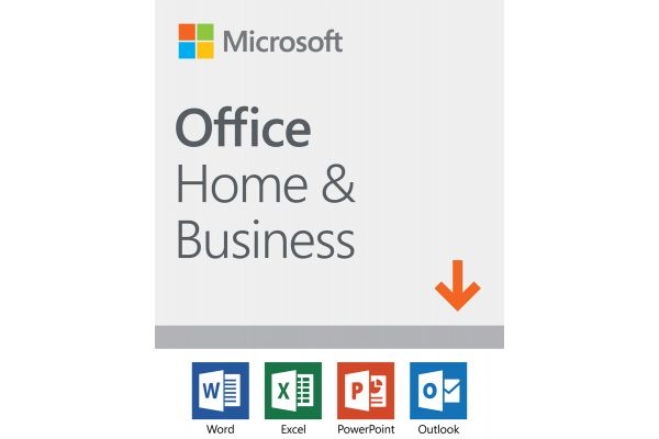 Microsoft Office Home And Business 2019, 1 Device, Windows 10 PC/Mac Download - T5D-03190