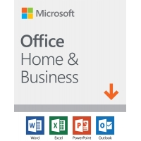 Microsoft Office Home And Business 2019, 1 Device, Windows 10 PC/Mac Download