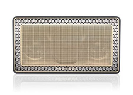 Bowers & Wilkins T7 Gold Wireless  Portable Speaker System - FP38016