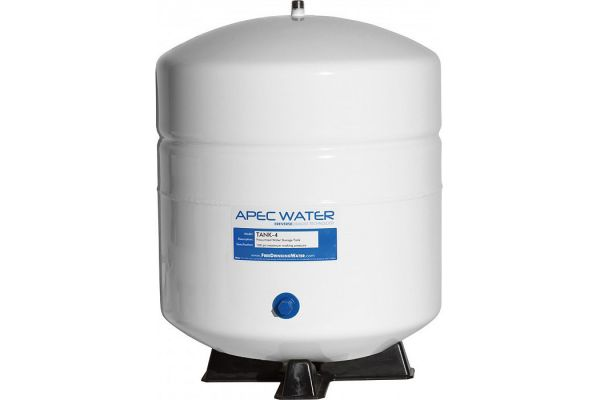 Large image of APEC 4 Gallon Residential Reverse Osmosis Water Storage - TANK-4
