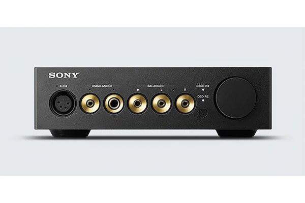 Sony Premium Headphone Amplifier w/ D.A. Hybrid Amplifier Circuit - TAZH1ES