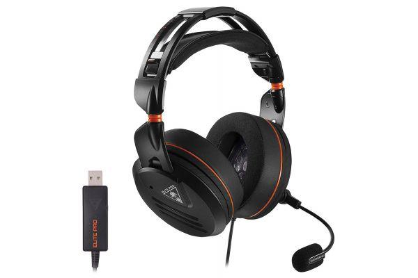 Turtle Beach Elite Pro - Surround Sound Headset PC Edition - TBS-6210-01
