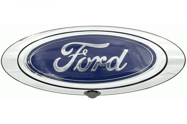 Large image of Metra Ford Emblem Replacement Back-Up Camera - TE-FDEM