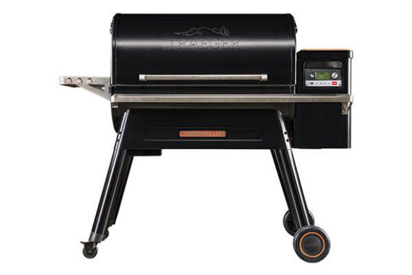 Large image of Traeger Timberline 1300 Black Wood Pellet Grill - TFB01WLE