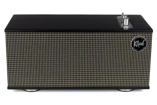 Klipsch The One II Heritage Series Matte Black Wireless Shelf Stereo - 1067551