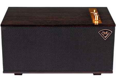 Klipsch Heritage Series Ebony Wireless The Three Tabletop Stereo System - THREEEBONY