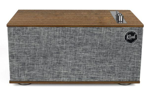 Large image of Klipsch The Three II Heritage Series Walnut Shelf Speaker - 64486538