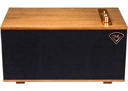 Klipsch Heritage Series Walnut Wireless The Three Tabletop Stereo System - THREEWALNUT