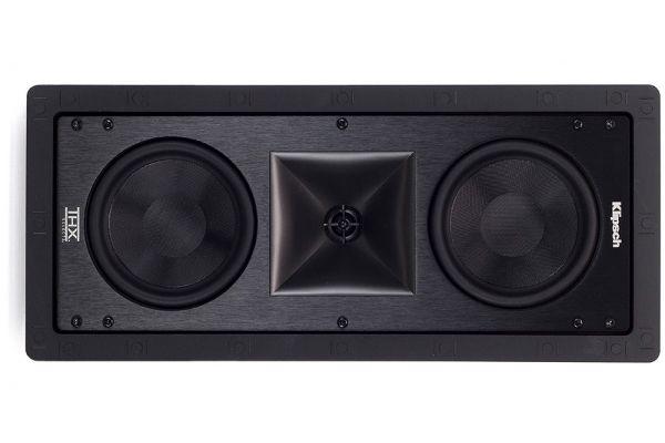 Large image of Klipsch THX-502-L Black In-Wall Speaker (Each) - 1066128