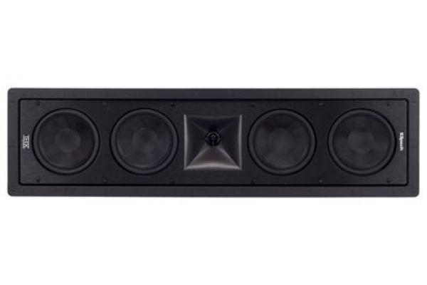 Large image of Klipsch Black In-Wall Speaker (Each) - 1066127